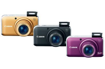 Canon PowerShot SX210 IS Digital Cameras