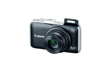 Canon PowerShot SX230 HS 12.1 MP Digital Camera, Black 5043B001