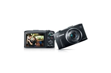 Canon PowerShot SX280 HS Camera, Black 8224B001