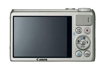3-Canon PowerShot S100 Digital Camera -12.1 Megapixel, 5x Optical Zoom