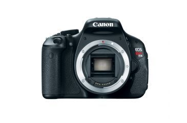 Canon EOS Rebel T3i 18MP Digital SLR Camera Body