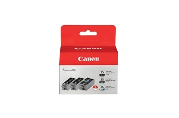 Canon PGI-35/CLI-362 Black and 1 Color Value Pack 1509B007