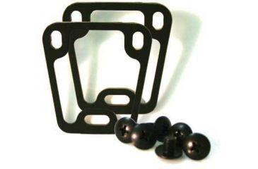 BlackHawk Carbon Fiber Spacer Kit (pair) QTR 3 Holster 411400CBK
