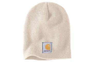 7e8624f1e741fa Carhartt Acrylic Knit Hat-Womens, Winter White, One Size, 103214-111