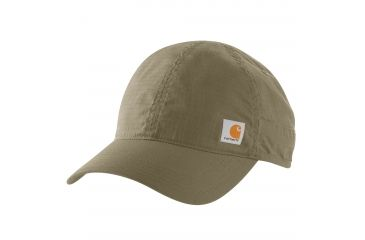 c882e6698b4c3 Carhartt Force Mandan Neckflap Cap - Mens, Burnt Olive, One Size 101601-391