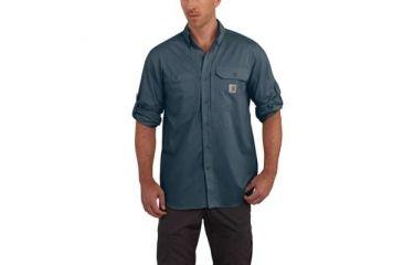 8cb86dfb7e Carhartt Force Ridgefield Solid Long Sleeve Shirt - Men s