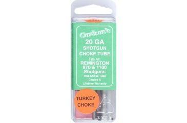 Carlsons Remington 20 Gauge Replacement Choke Tubes, Turkey 10208