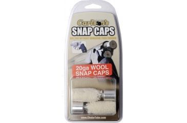 Carlson's Wool Snap Caps, 20 ga 2 per package 00106