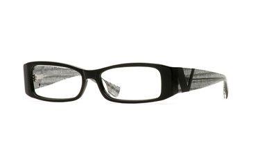 Carmen Marc Valvo CM Ava SECM AVAA00 Eyeglass Frames - Patent SECM AVAA005330 BK