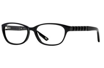 Carmen Marc Valvo CM Farrah SECM FARR00 Bifocal Prescription Eyeglasses - Black SECM FARR005330 BK