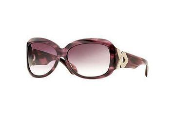Carmen Marc Valvo CM Garbo SECM GARB06 Sunglasses - Violet SECM GARB066225 PU