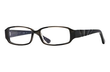 Carmen Marc Valvo CM Harlowe SECM HARL00 Progressive Prescripton Eyeglasses - Dove SECM HARL005335 GY