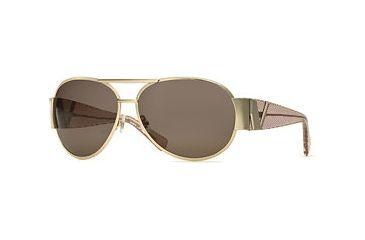 Carmen Marc Valvo CM Hayworth SECM HAYW06 Single Vision Prescription Eyewear - Champagne SECM HAYW066430 GO