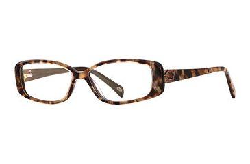 Carmen Marc Valvo CM Jamiselle SECM JAMI00 Eyeglass Frames - Tortoise Shell SECM JAMI005235 BN