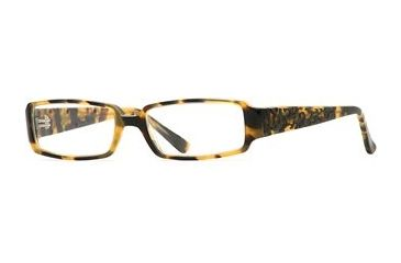 Carmen Marc Valvo CM Portia SECM PORT00 Bifocal Prescription Eyeglasses - Tortuga SECM PORT005235 TO