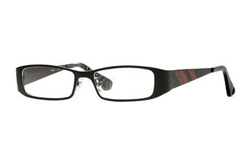 Carmen Marc Valvo CM Tangier SECM TANG00 Single Vision Prescription Eyewear - Black Cedar SECM TANG005240 BK