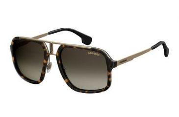 6ebf6dfd32c Carrera 1004 S Sunglasses CA1004S-02IK-HA-5720 - Havana Gold Frame