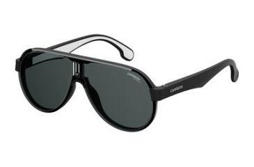 ec26dc2ed70 Carrera 1008/S Sunglasses CA1008S-0003-IR-9901 - Matte Black Frame