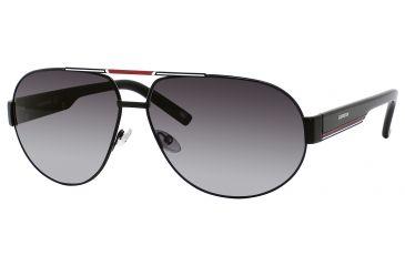 Carrera 11/S Progressive Prescription Sunglasses CA11S-010G-9O-6212 - Frame Color Matte Black, Lens Diameter 62 mm