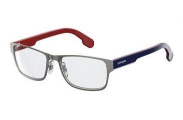 26f6b0b9b9 Carrera 1100 V Eyeglass Frames CA1100V-0R81-5518 - Semi Matte Ruthenium  Frame