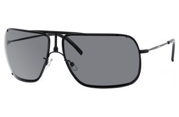 a6b42c8ebb51 Carrera 17/S Sunglasses CA17S-0003-AH-6712 - Matte Black Frame