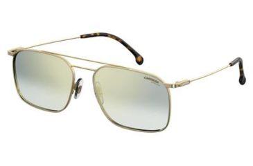 4b20e643b1a8 Carrera 186/S Sunglasses CA186S-006J-EZ-5917 - Gold Havana Frame