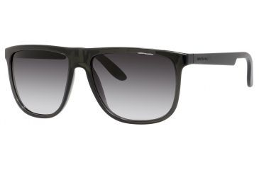 Carrera 5003/S Sunglasses CA5003S-0DDL-JJ-5816 - Gray Frame, Gray Gradient Lenses, Lens Diameter 58mm, Distance Between Lenses 16mm