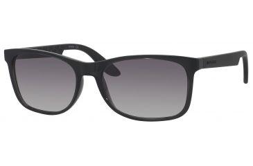 Carrera 5005/S Sunglasses CA5005S-0DDL-EU-5617 - Gray Frame, Gray Gradient Lenses, Lens Diameter 56mm, Distance Between Lenses 17mm