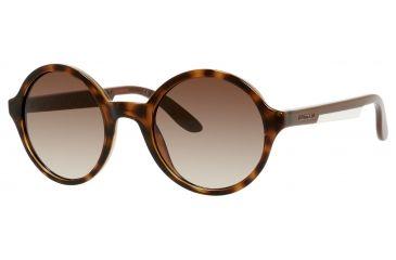 Carrera 5008/S Progressive Prescription Sunglasses CA5008S-00SY-JD-5123 - Frame Color Havana, Lens Diameter 51 mm