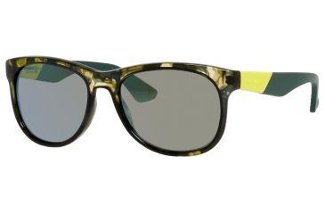 Carrera 5010/S Bifocal Prescription Sunglasses CA5010S-08HC-QU-5517 - Lens Diameter 55 mm, Frame Color Camoflauge Green