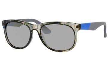 Carrera 5010/S Bifocal Prescription Sunglasses CA5010S-08HD-VS-5517 - Lens Diameter 55 mm, Frame Color Light Camo Gray