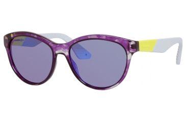 Carrera 5011/S Progressive Prescription Sunglasses CA5011S-08GV-TE-5416 - Lens Diameter 54 mm, Frame Color Camoflaug Violet