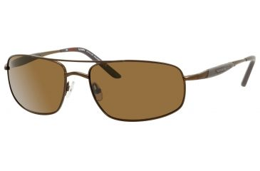 Carrera 509/S Bifocal Prescription Sunglasses CA509S-1E8P-VW-6218 - Frame Color Brown, Lens Diameter 62 mm