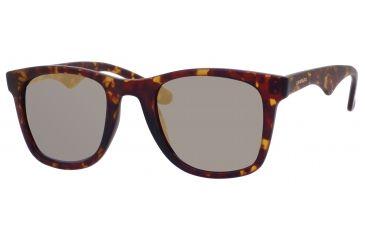 Carrera 6000/L/S Bifocal Prescription Sunglasses CA6000LS-0853-JO-5023 - Frame Color Havana, Lens Diameter 50 mm