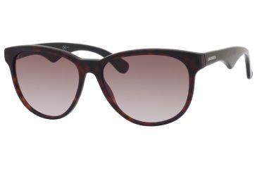 Carrera 6004/S Progressive Prescription Sunglasses CA6004S-04NC-HA-5515 - Frame Color Havana, Lens Diameter 55 mm