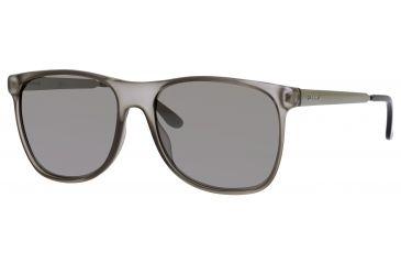 Carrera 6011/S Bifocal Prescription Sunglasses CA6011S-08JX-T4-5717 - Lens Diameter 57 mm, Frame Color Light Gray