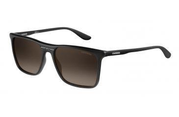 0f8cbdad998 Carrera 6012 S Sunglasses CA6012S-0DL5-R4-5517 - Matte Black Frame