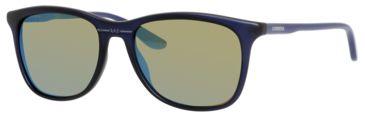 Carrera 6013/S Single Vision Prescription Sunglasses CA6013S-08KO-3U-5418 - Lens Diameter 54 mm, Frame Color Blue