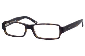 Carrera 6179 Eyeglass Frames CA6179-0086-5215 - Dark Havana Frame, Lens Diameter 52mm, Distance Between Lenses 15mm