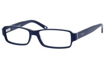 Carrera 6179 Eyeglass Frames CA6179-0OG0-5215 - Blue / Black White Blue Frame, Lens Diameter 52mm, Distance Between Lenses 15mm