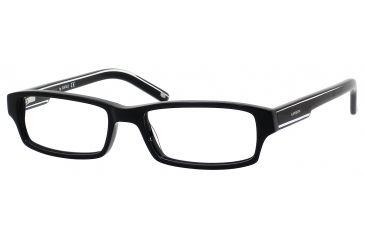 Carrera 6181 Single Vision Prescription Eyeglasses CA6181-01H7-5217 - Black Frame, Lens Diameter 52mm, Distance Between Lenses 17mm