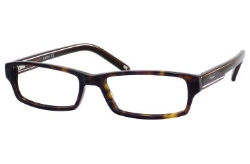 Carrera 6181 Single Vision Prescription Eyeglasses CA6181-01H9-5217 - Tortoise / Brown Frame, Lens Diameter 52mm, Distance Between Lenses 17mm