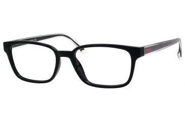 Carrera 6200 Eyeglass Frames CA6200-0DB4-5117 - Black Frame, Lens Diameter 51mm, Distance Between Lenses 17mm