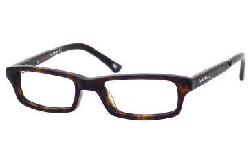 Carrera 6202 Bifocal Prescription Eyeglasses CA6202-0086-4416 - Tortoise Frame, Lens Diameter 44mm, Distance Between Lenses 16mm