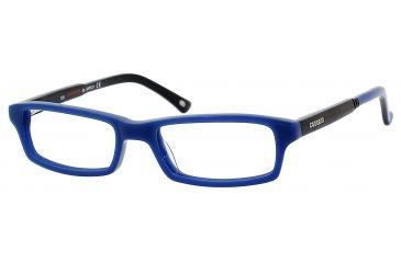 Carrera 6202 Bifocal Prescription Eyeglasses CA6202-01K5-4416 - Blue Frame, Lens Diameter 44mm, Distance Between Lenses 16mm