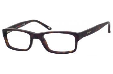 Carrera 6211 Eyeglass Frames CA6211-0086-4517 - Dark Havana Frame, Lens Diameter 45mm, Distance Between Lenses 17mm