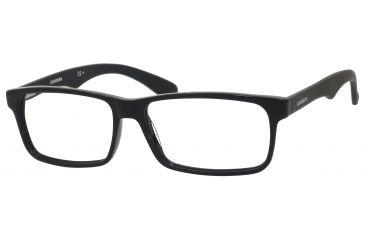 Carrera 6605 Bifocal Prescription Eyeglasses CA6605-064H-5415 - Black Frame, Lens Diameter 54mm, Distance Between Lenses 15mm