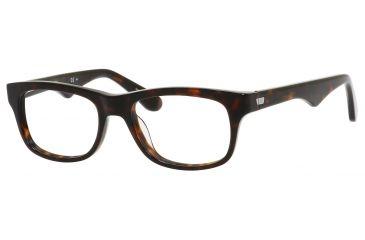 Carrera 6609 Eyeglass Frames CA6609-0TVD-5318 - Havana Frame, Lens Diameter 53mm, Distance Between Lenses 18mm