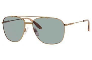 Carrera 68/S Progressive Prescription Sunglasses CA68S-0OUN-A3-5816 - Lens Diameter 58 mm, Frame Color Antique Gold