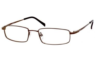 Carrera 7364/N Progressive Prescription Eyeglasses CA7364N-0TR2-5018 - Dark Brown Frame, Lens Diameter 50mm, Distance Between Lenses 18mm